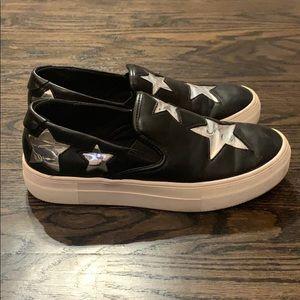 Steve Madden star slip on sneakers